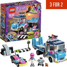 LEGO Friends Service Care Truck - 41348 Best Price, Cheapest Prices