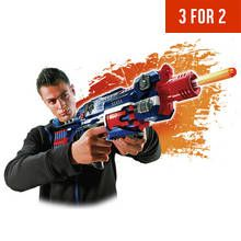 Nerf N-Strike Elite Stockade Blaster Best Price, Cheapest Prices