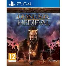 Grand Ages Medieval PS4 Game Best Price, Cheapest Prices
