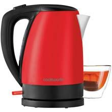 Cookworks Jug Kettle - Red Best Price, Cheapest Prices
