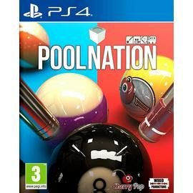 Pool Nation PS4 Game Best Price, Cheapest Prices