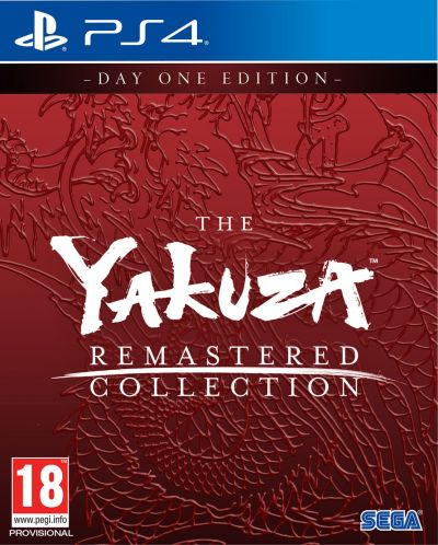 Yakuza: Remastered Collection PS4 Pre-Order Game Best Price, Cheapest Prices