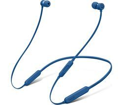 BEATS X Wireless Bluetooth Headphones - Blue Best Price, Cheapest Prices
