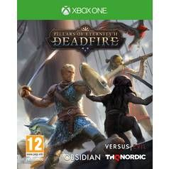 Pillars of Eternity II Deadfire Xbox One Pre-Order Game Best Price, Cheapest Prices