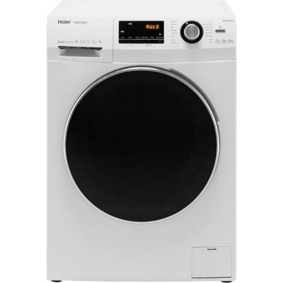 Haier Hatrium HW100-B14636 10Kg Washing Machine with 1400 rpm - White - A+++ Rated Best Price, Cheapest Prices