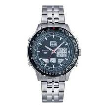 Accurist Chronograph Men's Stainless Steel Bracelet Watch Best Price, Cheapest Prices