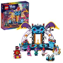 LEGO Trolls Volcano Rock City Concert Playset 41254/t Best Price, Cheapest Prices