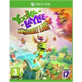 Yooka Laylee and the Impossible Lair Xbox One Game Best Price, Cheapest Prices