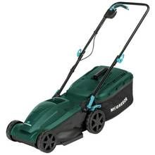 McGregor 34cm Corded Rotary Lawnmower - 1400W Best Price, Cheapest Prices