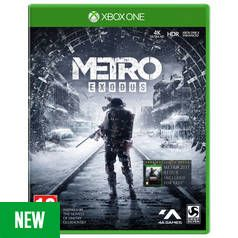 Metro Exodus Xbox One Game Best Price, Cheapest Prices
