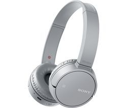 SONY WH-CH500 Wireless Bluetooth Headphones - Silver Best Price, Cheapest Prices