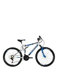 Boss Cycles Astro Mens Steel Mountain Bike 20 inch Frame Best Price, Cheapest Prices