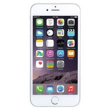 SIM Free iPhone 6 64GB Refurbished Mobile Phone - Silver Best Price, Cheapest Prices
