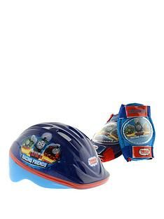 Thomas & Friends Thomas & Friends Safety Helmet and Pads Set Best Price, Cheapest Prices