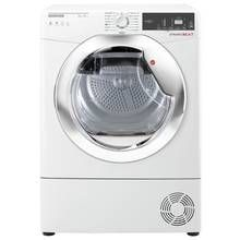 Hoover DXH9A2TCE 9KG Heat Pump Tumble Dryer - White Best Price, Cheapest Prices