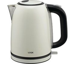 LOGIK L17SKC14 Jug Kettle - Cream Best Price, Cheapest Prices