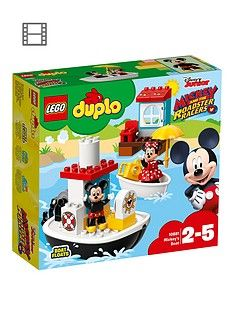 LEGO Duplo 10881 Mickey's Boat Best Price, Cheapest Prices