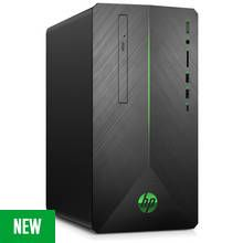 HP Pavilion i5 8GB + 16GB Optane 2TB GTX1050Ti Gaming PC Best Price, Cheapest Prices