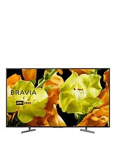 Sony BRAVIA KD65XG81, 65 inch, 4K Ultra HD, HDR, Smart TV - Black Best Price, Cheapest Prices