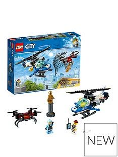 LEGO City 60207 Sky Police Drone Chase Best Price, Cheapest Prices