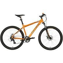 Carrera Vengeance Mens Mountain Bike - Orange Best Price, Cheapest Prices