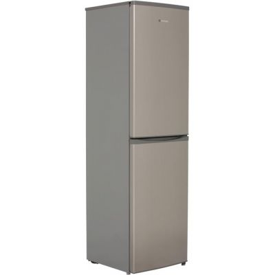 Hoover HFF195XK 50/50 Frost Free Fridge Freezer - Stainless Steel - A+ Rated Best Price, Cheapest Prices