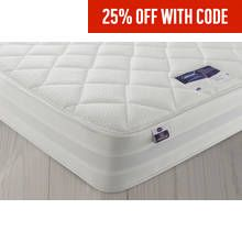 Silentnight Knightly 2000 Pocket Luxury Kingsize Mattress Best Price, Cheapest Prices