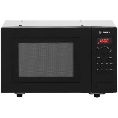Bosch HMT75M461B 17 Litre Microwave - Black Best Price, Cheapest Prices