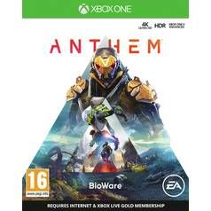 Anthem Xbox One Game Best Price, Cheapest Prices