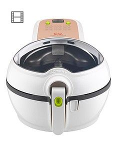 Tefal ActiFry Original FZ740040 Air Fryer - White / 1kg Best Price, Cheapest Prices