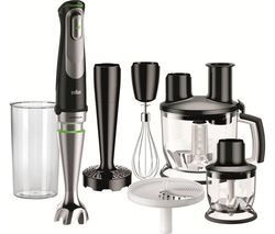 BRAUN Multi Quick 9 MQ9087x Hand Blender - Black Best Price, Cheapest Prices