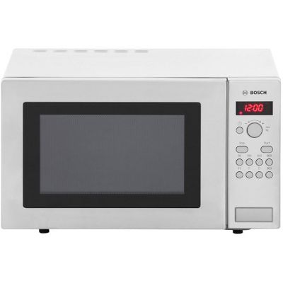 Bosch HMT84M451B 25 Litre Microwave - Brushed Steel Best Price, Cheapest Prices