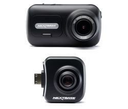 NEXTBASE 322GW Full HD Dash Cam & Cabin View Dash Cam Bundle - Black Best Price, Cheapest Prices