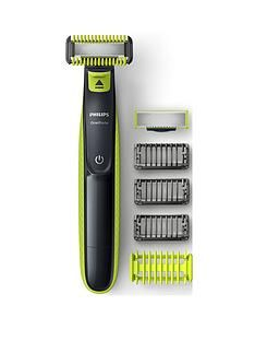 Philips Philips Oneblade Face + Body Hybrid Trimmer And Shaver (1 Blade For Face, 1 For Body, 3 Combs, 1 Skin Guard) - Qp2620/25 Best Price, Cheapest Prices