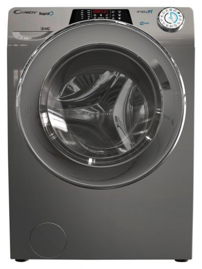 Candy Rapido RO16105DWHC7G 10KG 1600 Spin Washing Machine Best Price, Cheapest Prices