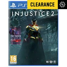 Injustice 2 PS4 Game Best Price, Cheapest Prices