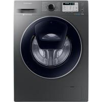 Samsung WW90K5413UX AddWash/ EcoBubble 9kg 1400rpm Freestanding Washing Machine-Graphite Best Price, Cheapest Prices