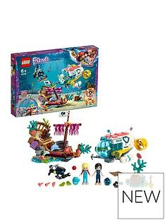 Lego Friends 41378 Dolphins Rescue Mission Set Best Price, Cheapest Prices