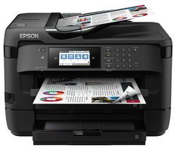 EPSON WorkForce WF-7720DTWF All-in-One Wireless A3 Inkjet Printer with Fax Best Price, Cheapest Prices