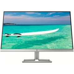 HP 27f 27 Inch FHD Ultraslim IPS Monitor - Silver/Black Best Price, Cheapest Prices
