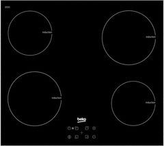 BEKO Pro HXI64401ATX Electric Induction Hob - Black Best Price, Cheapest Prices