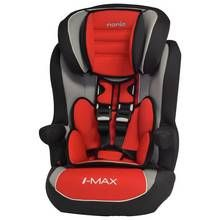 Nania Imax SP Luxe Group 1/2/3 Car Seat - Black