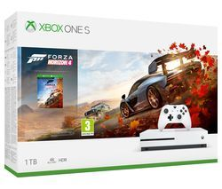 MICROSOFT Xbox One S with Forza Horizon 4 Best Price, Cheapest Prices