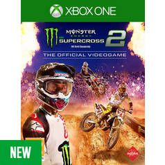 Monster Energy Supercross 2 Xbox One Game Best Price, Cheapest Prices