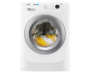 Zanussi Lindo300 ZWF01483WR 10Kg Washing Machine with 1400 rpm - White - A+++ Rated Best Price, Cheapest Prices