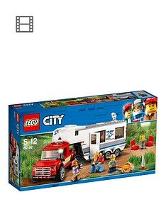 LEGO City 60182 Pickup & Caravan Best Price, Cheapest Prices