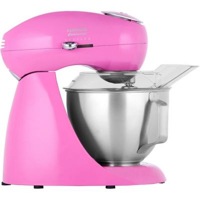 Kenwood Pattissier MX316 Stand Mixer with 4 Litre Bowl - Pink Best Price, Cheapest Prices