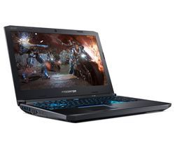"""ACER Predator Helios 500 17.3"""" Intel® Core™ i7 GTX 1070 Gaming Laptop - 1 TB HDD & 256 GB SSD Best Price, Cheapest Prices"""