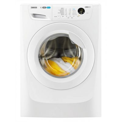 Zanussi Lindo300 ZWF81463W 8Kg Washing Machine with 1400 rpm - White - A+++ Rated Best Price, Cheapest Prices