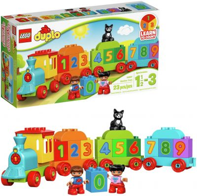 LEGO DUPLO My First Number Train Toy Building Set - 10847 Best Price, Cheapest Prices